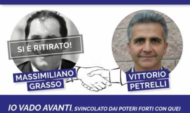 Andiamo avanti: Vittorio petrelli