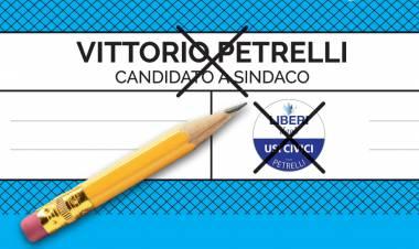 Il 26 Maggio vota Vittorio Petrelli: liberi dagli usi civici...come votare
