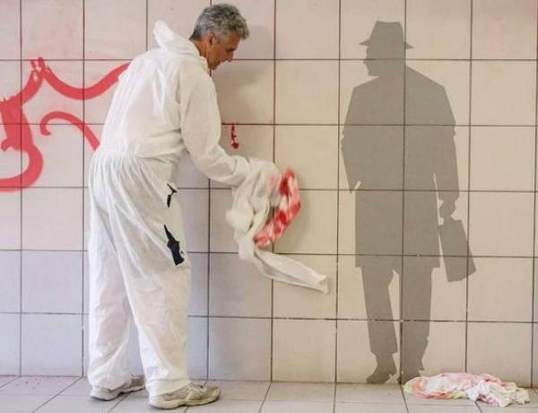 Strade pulite non solo per il sottopasso