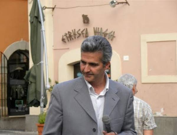 Vittorio Petrelli intervistato da Giampiero Romiti TRC Giornale