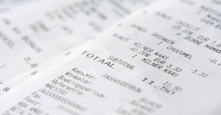 Bollette pagate, per quanto tempo vanno conservate e perchè